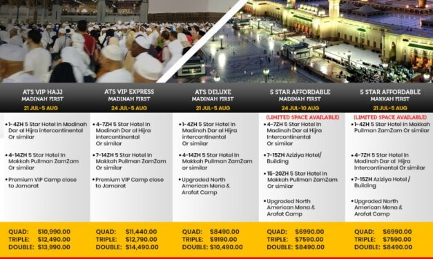 Axpress Travel Hajj Packages