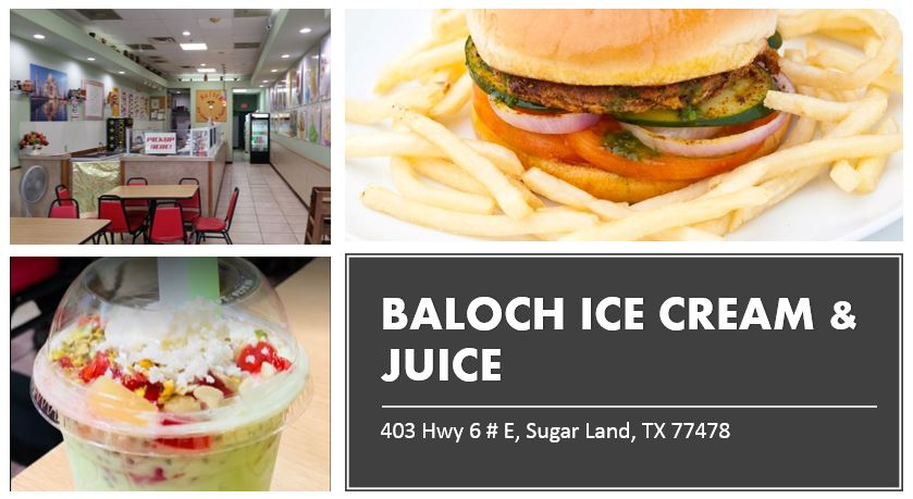 Baloch Ice Cream & Juice
