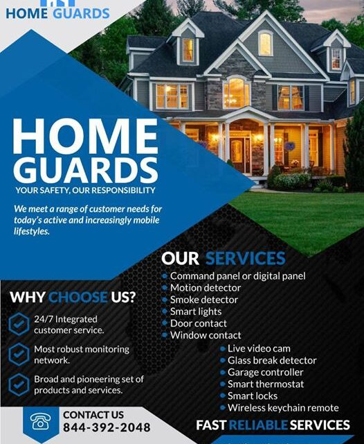 Home Security by Impulse Alarm